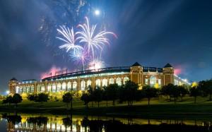 Fireworks - Metaphor for a season