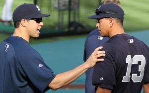 New York Yankees at Baltimore Orioles April 23,  2011